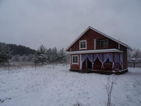Зимний дом в сосновом бору около санатория Воробьево. - Фото 2