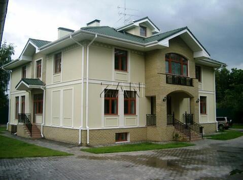 Сдается в аренду дом, Рублево-Успенское шоссе, 6 км от МКАД - Фото 1