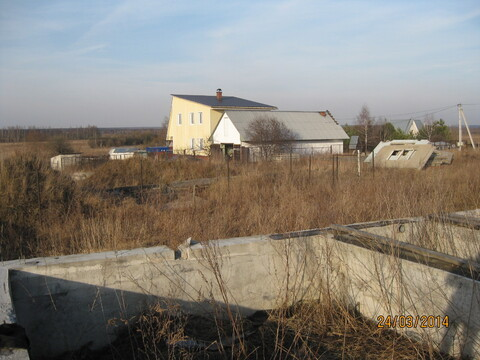Родается Участок 8сот.М.О.Раменский район, деревня, Торопово, под ПМЖ - Фото 4
