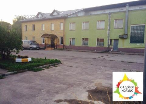 Сдается база в г. Москва, д. Саларьево, на территории в 1.2 га за бето - Фото 4