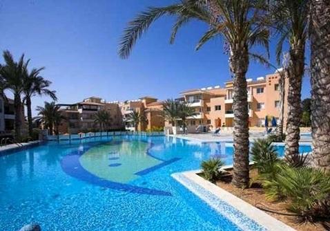 Прекрасный трехкомнатный Апартамент в роскошном комплексе в Пафосе - Фото 2