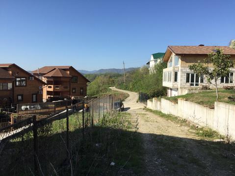 Участок под строительство с панорамным видом на горы и море - Фото 1