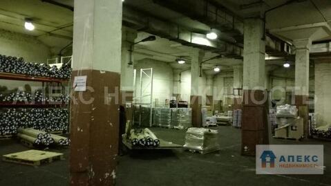 Аренда помещения пл. 1200 м2 под склад, м. Речной вокзал в складском . - Фото 4