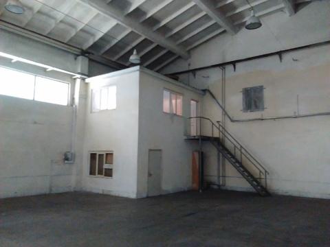 Отапливаемые капитальные склады от 1231 кв.м. в Новороссийске. - Фото 2
