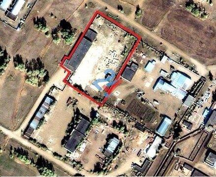Производственная база 1700 м2 в г. Дюртюли - Фото 1