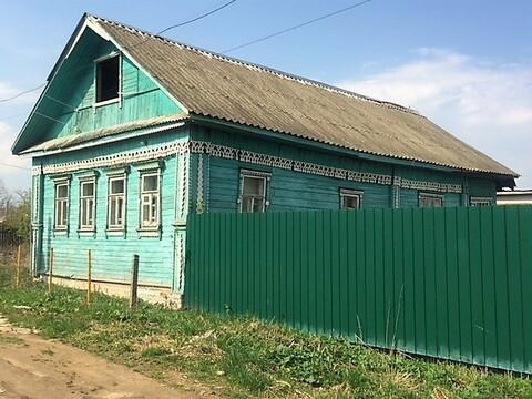 Продается крепкий, большой дом с газом в Кимрах на ул. Октябрьская - Фото 1