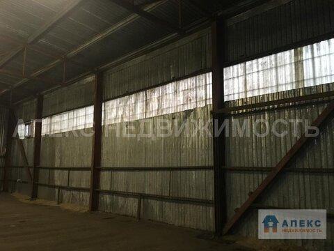Аренда склада пл. 640 м2 м. Авиамоторная в складском комплексе в . - Фото 3