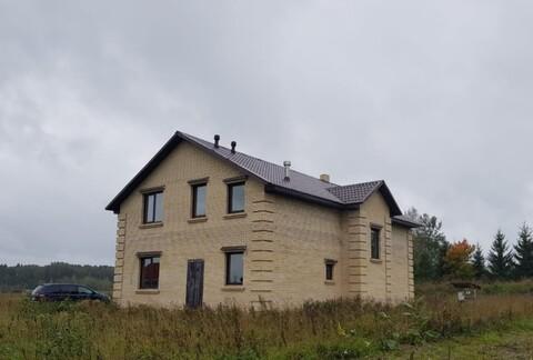 Продам дом 216 м2 на уч. 11 сот. в д. Ахмузи - Фото 1