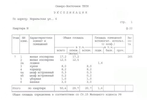 Двухкомнатная квартира у метро Бабушкинская - Фото 5