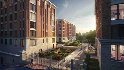 Продается 1к квартира в строящемся доме премиум класса - Фото 2