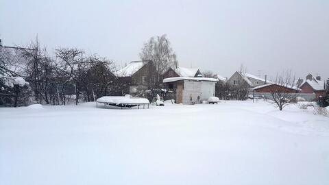Участок 8 сот. , Боровское ш, 18 км. от МКАД. - Фото 3
