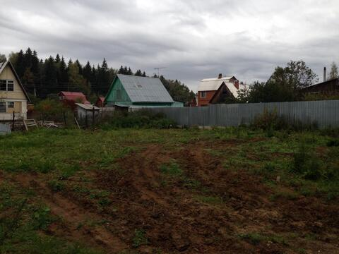 Участок 6 сот. , Новорижское ш, 60 км. от МКАД, Анашкино - Фото 1