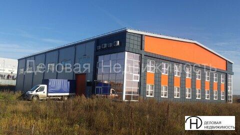 Продажа производственно- складского помещения в Ижевске - Фото 1