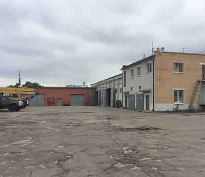 Продажа производственной базы Домодедово 3750 м2 - Фото 1