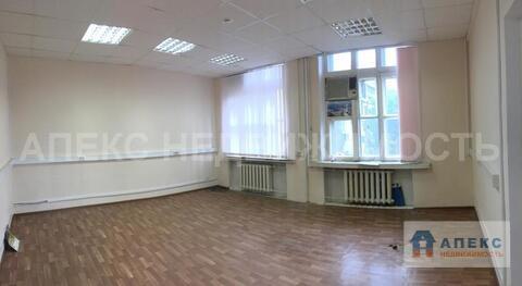Аренда помещения 138 м2 под офис, м. Октябрьское поле в . - Фото 1