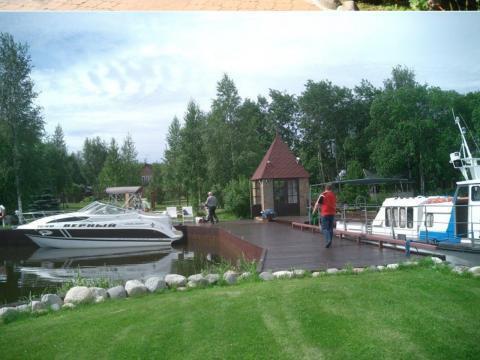 Коттедж на 1 береговой линии р. Волга, д. Старое Мелково - Фото 3