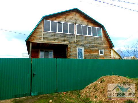 Продается дом. , Иглино, Зеленая улица - Фото 1