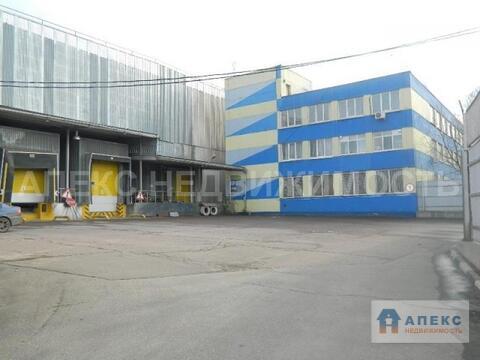 Продажа склада пл. 4683 м2 Балашиха Горьковское шоссе в складском . - Фото 1