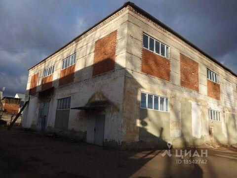Продажа производственного помещения, Моршанск, Ул. Коммунальная - Фото 1