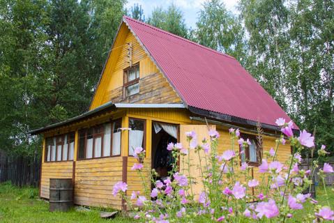 Дача с баней 75 км от МКАД по Щелковскому шоссе - Фото 1