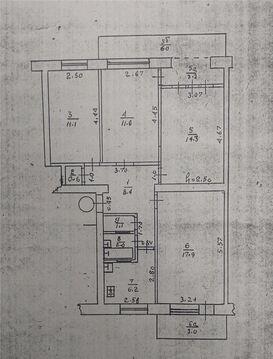 Продажа квартиры, Евпатория, Ул. 60 лет влксм - Фото 3