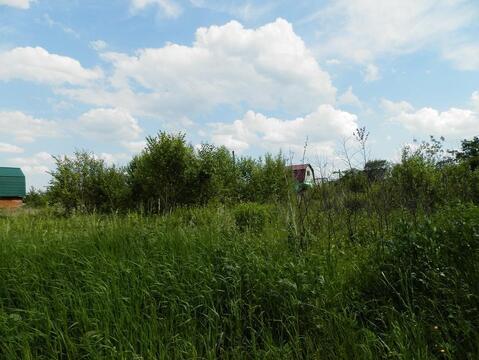Дамба cнт Ясногорск г. участок 6 соток Ясногорский район - Фото 2