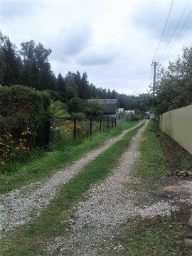 Дача 15 кв. м. в сосновом лесу рядом с г. Балабаново - Фото 4