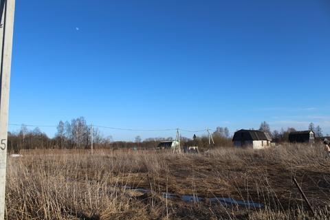 Участок 12 соток д. Новлино, Угличское направление 14 км. от Ярославля - Фото 3