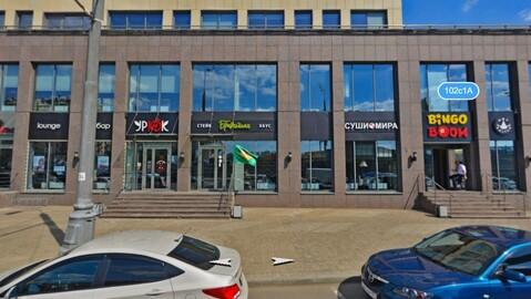 """Ресторан-кафе 260 м2 на первой линии Проспекта Мира 102 БЦ """"Парк Мира"""" - Фото 1"""