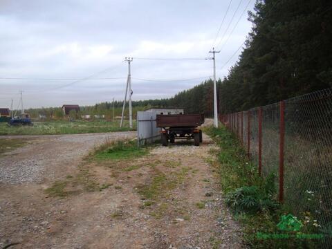 4,2 Га под сельхоз.назначение в д.Курбатово - 95 км Щёлковское шоссе - Фото 5