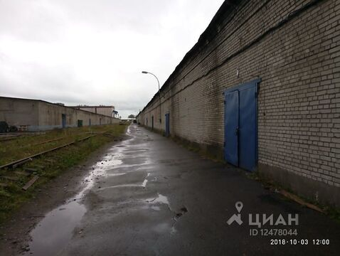 Аренда офиса, м. Московская, Ул. Предпортовая - Фото 2