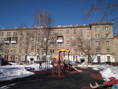 Трехкомнатная Квартира Москва, улица Сельскохозяйственная, д.13, . - Фото 1