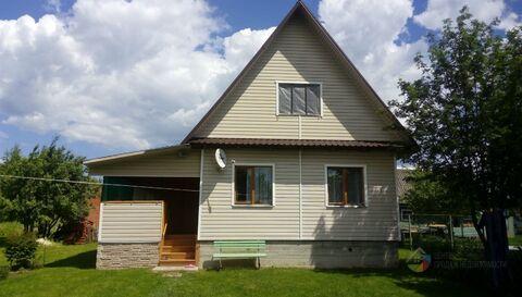 Новый дом ПМЖ, рядом с Москвой, на участке 9 соток - Фото 1