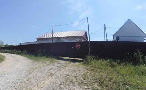Промышленное здание Совхоз им. Ленина Калужская область - Фото 1