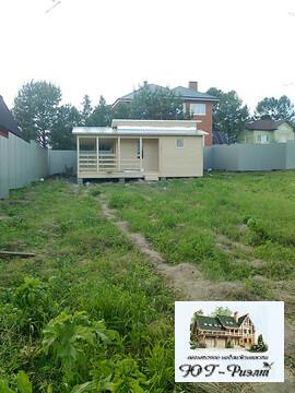 Продам участок с домом в Наро-Фоминском районе, с. Каменское - Фото 1