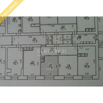 Продажа комнаты 12,4 м кв. на 1/5 в общежитии на пр. Октябрьский, 63а - Фото 5