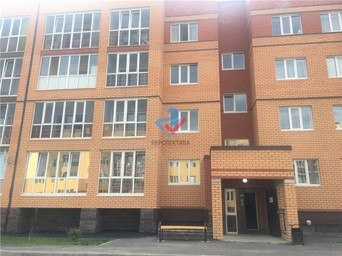 Квартира 42 м2 в с.Зубово ул.Весенняя 2 - Фото 1
