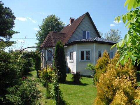 Продается жилой дом на участке 25 соток в Наро-Фоминском районе - Фото 3