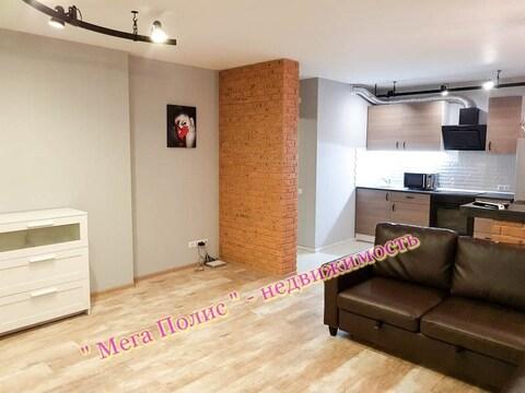 Сдается 1-комнатная квартира-студия 48 кв.м. в новом доме ул. Ленина - Фото 4
