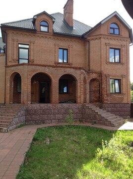 Продается кирпичный коттедж 625 кв.м. в 14 км от МКАД, д. Большаково - Фото 2