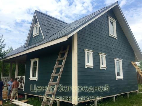 Дом, Симферопольское ш, Варшавское ш, 100 км от МКАД, Кошкино д. . - Фото 3