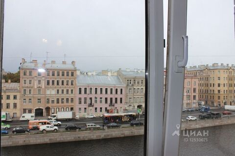 Продажа квартиры, м. Сенная площадь, Набережная Канала Грибоедова - Фото 1