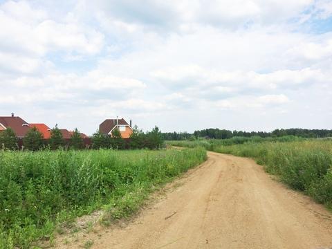 Участок 10 соток, в д. Сурмино, 39 км. от МКАД по Дмитровскому шоссе - Фото 1