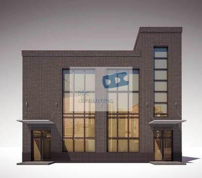 Эксплуатируемая кровля 36 м2 в новом здании на ул.Шолохова - Фото 1