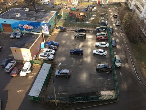 Парковочное место на охраняемой стоянке, Видное, плк 17-15-35-19-13 - Фото 3