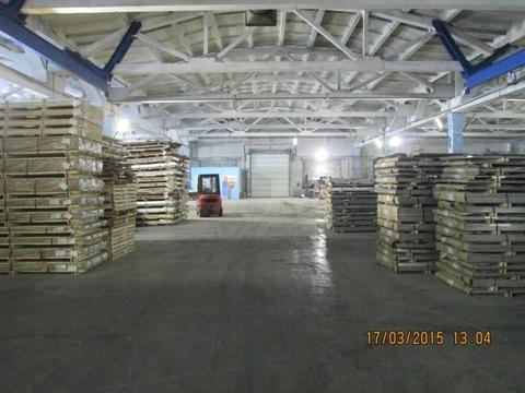 Аренда склада ответственного хранения - Фото 1