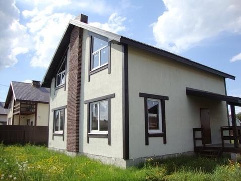 """Продаётся новый дом 157 кв.м в пос. Подосинки, кп """"Дубровские зори"""". - Фото 4"""