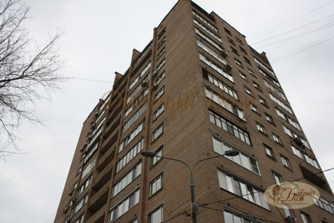Чудесная квартира в кирпичном доме Беговая улица, дом 18к2 - Фото 1