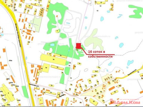 Продажа участка, Хабаровск, Ул. Зеленая - Фото 4