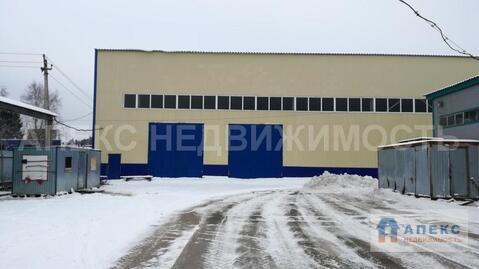 Аренда помещения пл. 7100 м2 под склад, производство, , офис и склад . - Фото 5